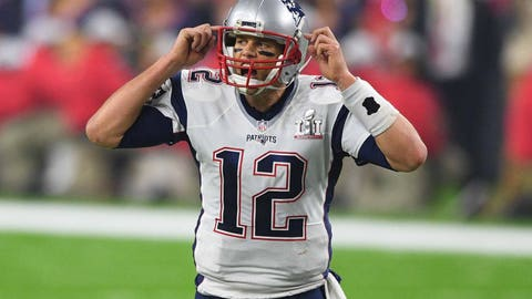 Cris Carter: Brady can't escape Father Time