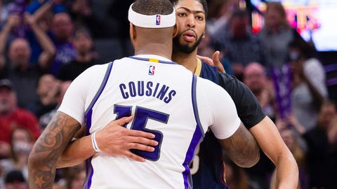 Skip: Cousins might be a better overall player than Anthony Davis