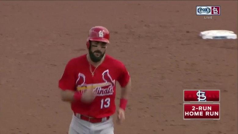 HIGHLIGHTS: Carpenter, Bader homer in Cardinals' spring opener