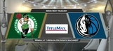 Mavs Live: Dallas hosts Boston next