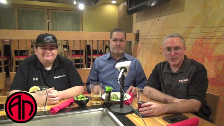 The Sports Guys: Big weekend at McKale