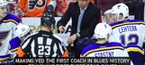 Mike Yeo's strong start as Blues head coach