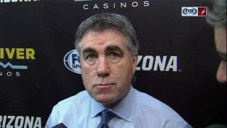 Tippett: Coyotes made too many puck mistakes