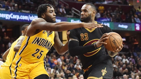 Nick Wright: The Cavaliers are awful without LeBron James on the court
