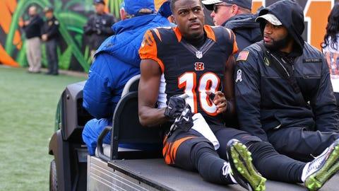 Cincinnati Bengals: WR A.J. Green
