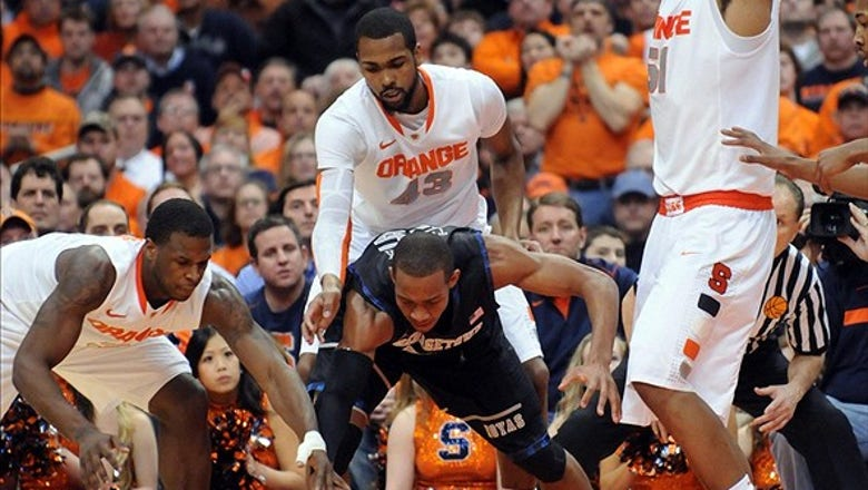Syracuse Basketball: A Look Back At Fab Melo's Top SU Moments