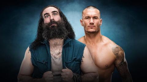 Luke Harper vs. Randy Orton