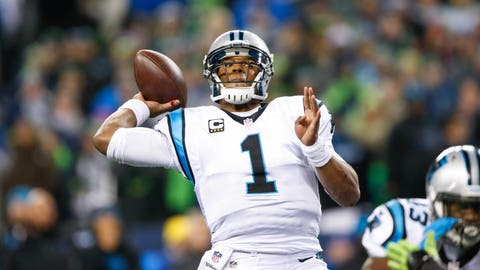 Cowherd: Newton has a lot of room for improvement before the snap