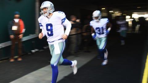 Skip: Tony Romo has more upside than Kirk Cousins
