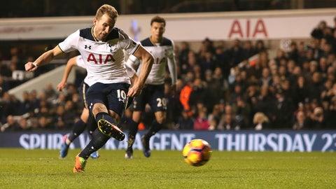 Saturday: Liverpool vs. Tottenham Hotspur