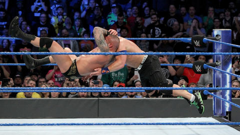 Luke Harper vs. Randy Orton