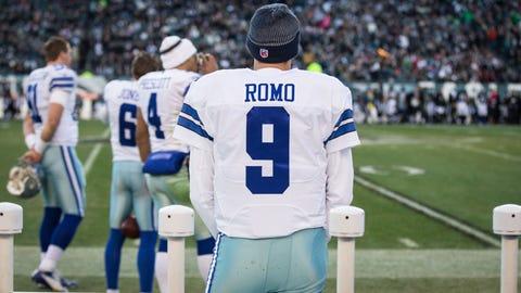 Cowboys: Tony Romo? No-mo