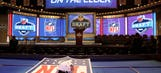 Which NFL teams make the most in-draft trades? A 5-year snapshot