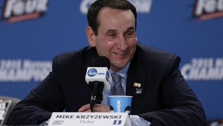 Coach K Announces Return to Sidelines for Duke Basketball