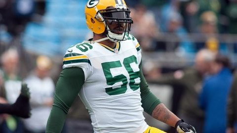 Packers: Julius Peppers plans to play in 2017, ESPN reports
