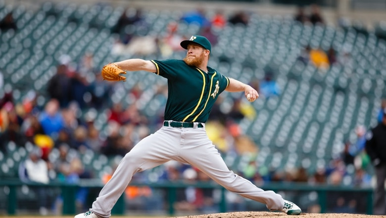 Oakland Athletics to Go With Closer By Committee?