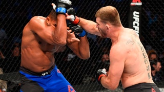 Stipe Miocic reveals what separates him from every other heavyweight in the UFC