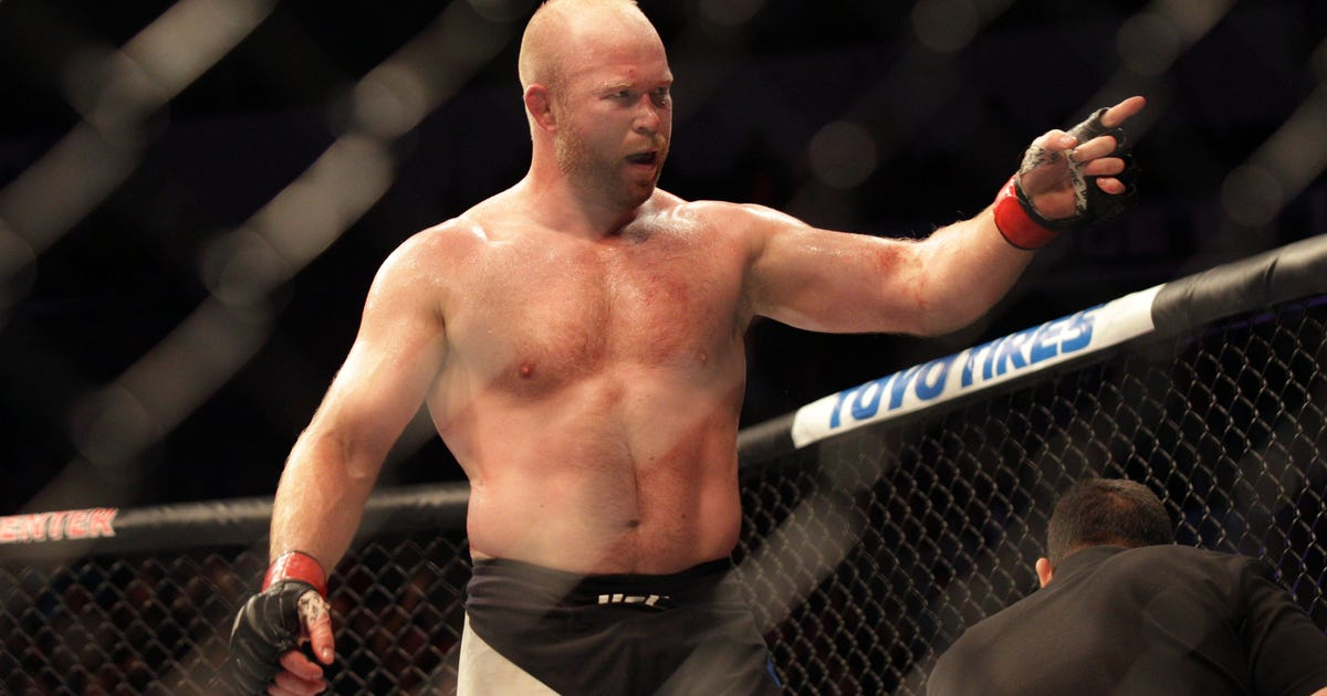 UFC 208: Tim Boetsch and the 'Puncher's Chance'