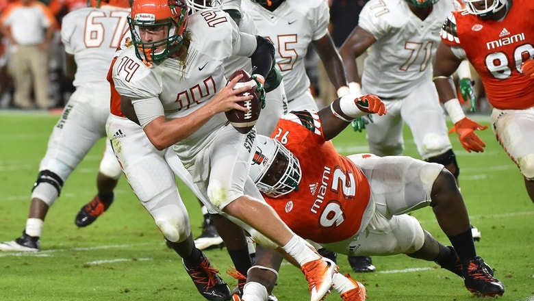 Miami Hurricanes Dismiss DT Courtel Jenkins
