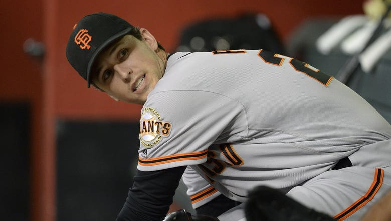 San Francisco Giants: Buster Posey the Unquestioned Leader