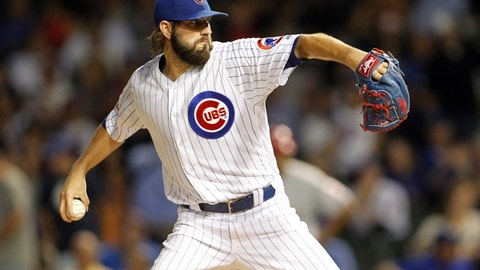 MLB Hot Stove Signings: Royals reportedly land free agent Jason Hammel