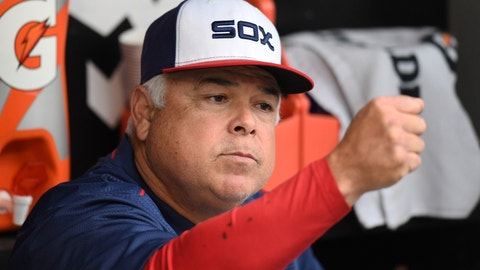 Chicago White Sox: Rick Renteria