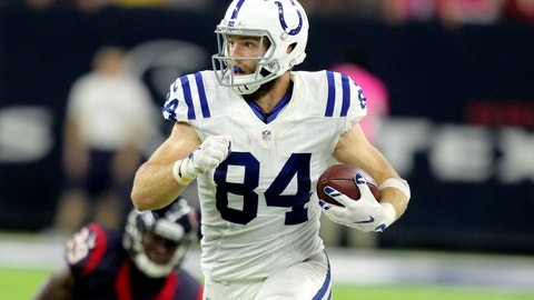 TE Jack Doyle, Colts