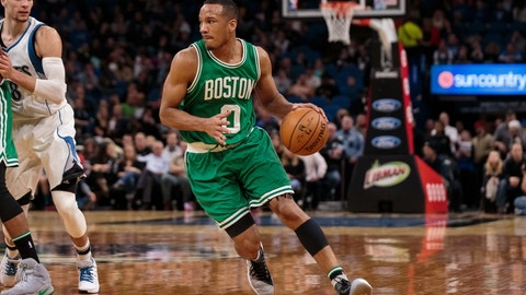 SG: Avery Bradley, Boston Celtics