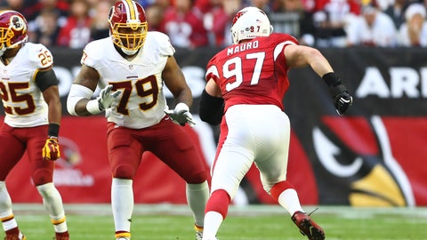 December 17: Arizona Cardinals at Washington Redskins, 1 p.m. ET