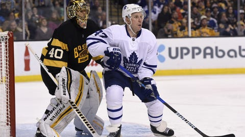 Maple Leafs at Bruins
