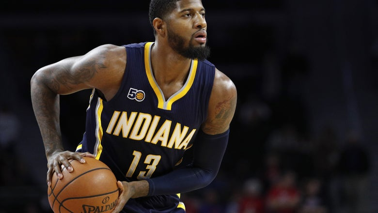 NBA Trade Rumors: Los Angeles Lakers Pushing For Paul George Trade