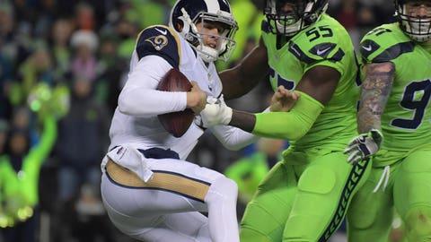 December 17: Los Angeles Rams at Seattle Seahawks, 4:05 p.m. ET