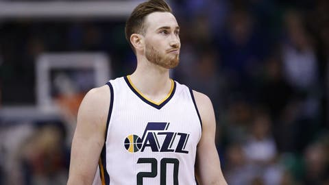 Butler: Gordon Hayward (NBA basketball player)