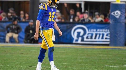 Rams: LOSS Angeles Rams