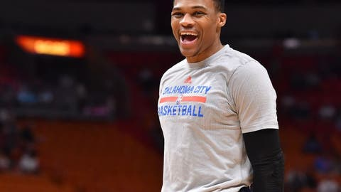 Chris: Stop belittling Westbrook's accomplishments