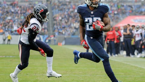 December 3: Houston Texans at Tennessee Titans, 1 p.m. ET