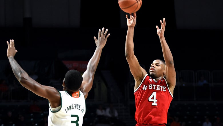 Career Days Lead Miami Hurricanes Win over NC State