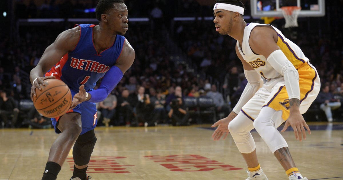 Pistons Vs Lakers: Lakers Vs Pistons: Preview And Prediction