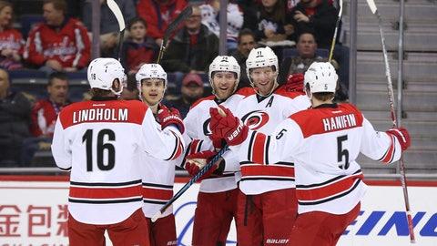 NHL Names Aho, Granlund, Budaj 'Three Stars' For The Week