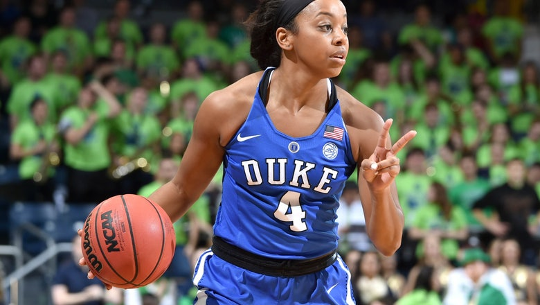Blue Devil Named Finalist for Top NCAAW Point Guard Award