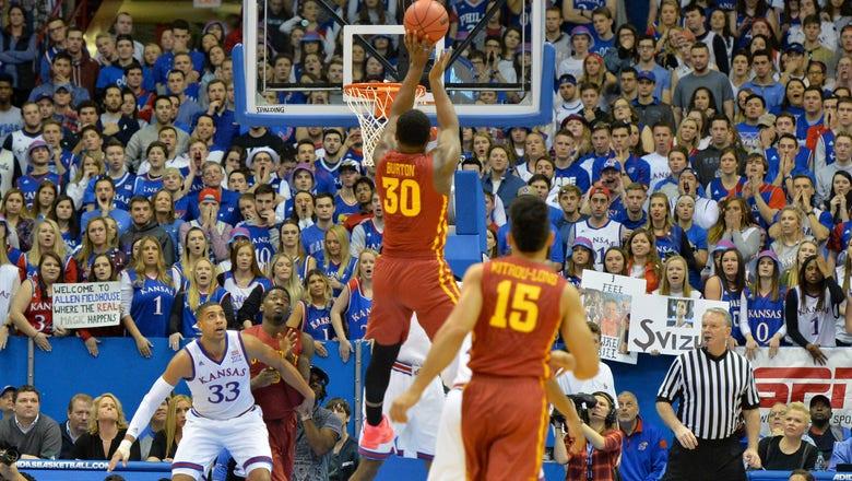NCAA Basketball: Big 12 causing big changes to top 25