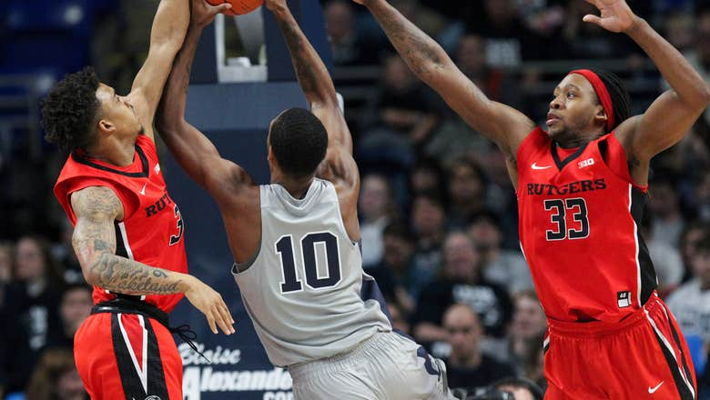Penn State Basketball: Nittany Lions Become First Big Ten Road Win for Rutgers