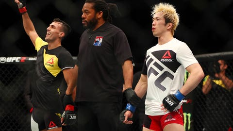 Anderson Silva wants to fight Conor McGregor