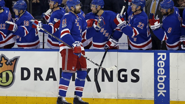 New York Rangers Looking for Blue Line Help at the Trade Deadline