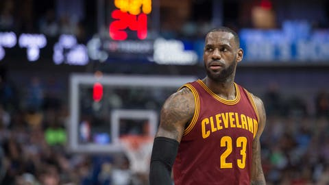 Irving, James hit big shots to lead Cavs over Wizards