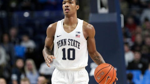 Penn State runs over IL on home court