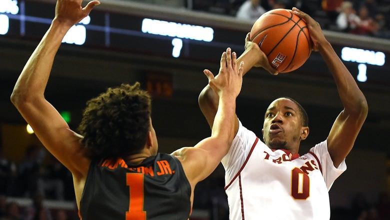 USC Basketball vs. Oregon State: Trojans Blast Beavers At Galen Center