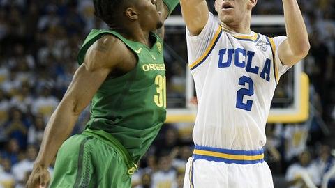 UCLA (No. 4 seed)