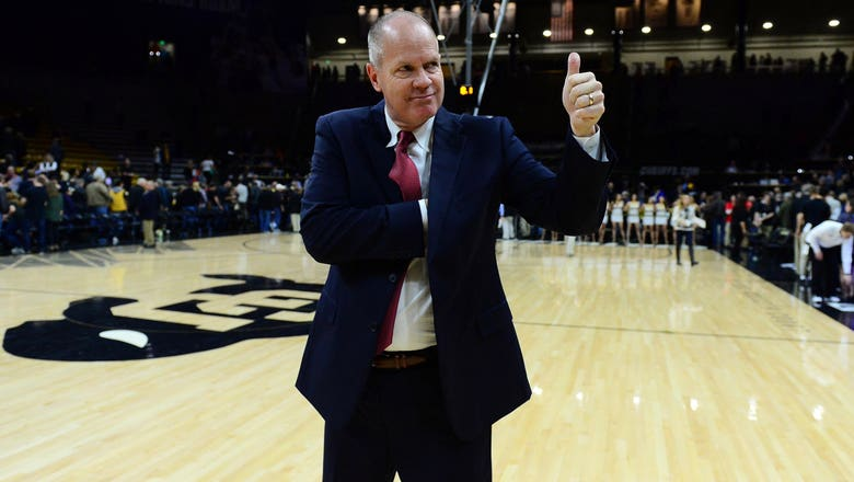 "Colorado Basketball: Tad Boyle says /""I believe in this team/"""