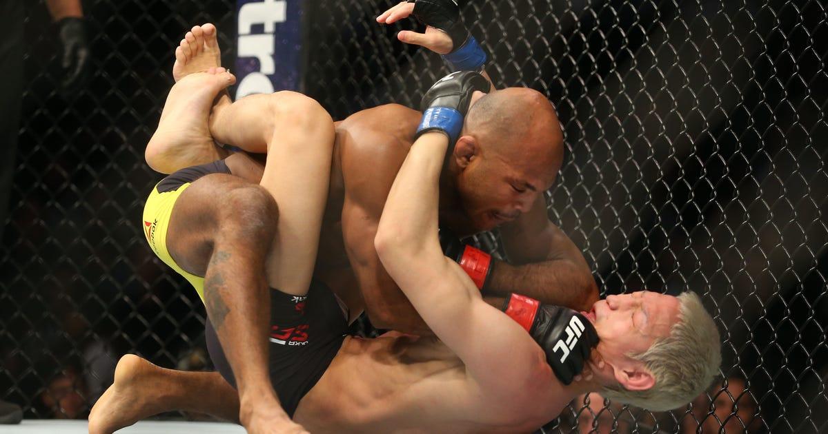 UFC 208 Results: Reis Takes Down Sasaki in Decisive Win